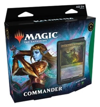 Magic: The Gathering - Kaldheim Commander Deck - Elven Empire (Trading Card Game) - Cover