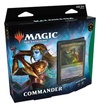 Magic: The Gathering - Kaldheim Commander Deck - Elven Empire (Trading Card Game)