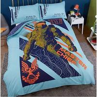 Halo - Master Chief Duvet Cover and Pillowcase Set (Double)