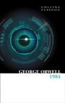 1984 Nineteen Eighty-Four - George Orwell (Paperback)