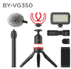 Boya VG350 Youtuber/Live Streamer Vlog Kit