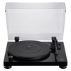 Audio Technica LPW50PB Fully Manual Belt-Drive Turntable (Black)