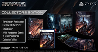 Terminator: Resistance Enhanced - Collector's Edition (PS5) - Cover