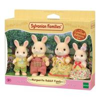 Sylvanian Families - Margaret Rabbit Family - Limited Edition (Playset)