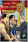 Good Cop Bad Cop - Promoted Expansion (Board Game)