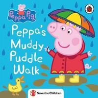 Peppa Pig: Muddy Puddle Walk (Board Book)