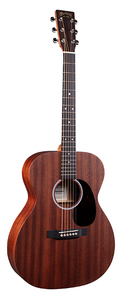 Martin 000-10E Road Series Acoustic Guitar with Soft Case (Natural Satin)