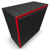 NZXT Computer Chassis H710i Black/Red CA-H710i-BR