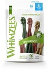 Whimzees - Treat Toothbrush Small Weekly Value Bag (14 piece)