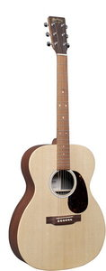 Martin 000-X2E X Series Grand Auditorium Acoustic Guitar with Gig Bag (Natural)