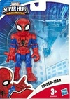 Marvel - Superhero Adventure Spider-man Action Figure