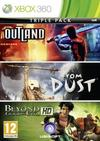 Beyond Good and Evil/Outland/From Dust (Xbox 360)