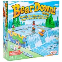 Bear Down! (Board Game)