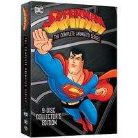 Superman: the Animated Series (DVD)