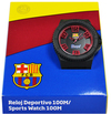 FC Barcelona - Blue and Black Sports Watch
