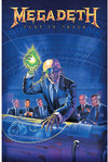 Megadeth - Rust In Peace Textile Poster