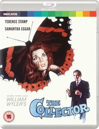 The Collector (Standard Edition) (Region A Blu-ray) - Cover