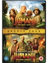Jumanji - The Next Level / Welcome to the Jungle (DVD)