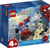 LEGO® Marvel Spider-Man - Spider-Man and Sandman Showdown (45 Pieces)