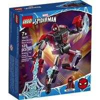 LEGO® Marvel Spider-Man - Miles Morales Mech Armour (125 Pieces)