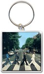 The Beatles - Abbey Road Album Photo Print Keychain