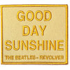 The Beatles - Good Day Sunshine Woven Patch