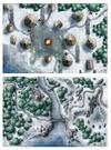 "Gale Force 9 - Encounter Map Set - ""Icewind Dale"" (Role Playing Game)"