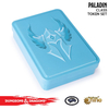 Gale Force 9 - Dungeons & Dragons - Spellcard Tins - Paladin Token Set (Role Playing Game)