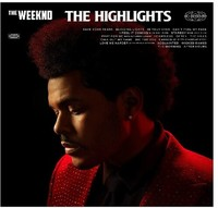 The Weeknd - The Highlights (CD) - Cover