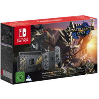 Monster Hunter Rise Special Edition Console (Nintendo Switch)