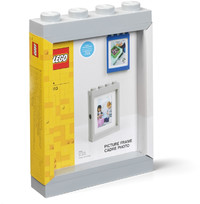 LEGO IQHK - Picture Frame - Grey - Cover