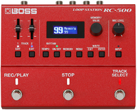 Boss RC-500 Loop Station Pedal