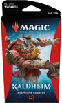 Magic: The Gathering - Kaldheim Theme Booster - Red (Trading Card Game)