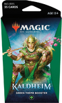 Magic: The Gathering - Kaldheim Theme Booster - Green (Trading Card Game)