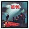 AC/DC - Let There Be Rock Printed Patch