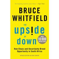 The Upside Of Down - Bruce Whitfield (Paperback)
