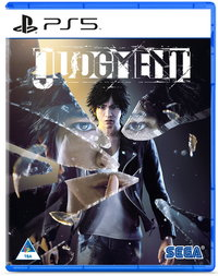 Judgment (PS5) - Cover