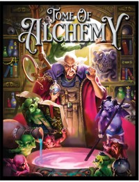 Tome of Alchemy (Role Playing Game)