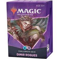 Magic: The Gathering - Challenger Deck 2021 - Dimir Rogues (Trading Card Game)