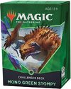 Magic: The Gathering - Challenger Deck 2021 - Mono Green Stompy (Trading Card Game)