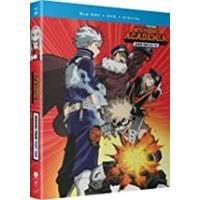 My Hero Academia: Season Four - Part Two (Region A Blu-ray)