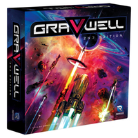 Gravwell: 2nd Edition (Card Game)