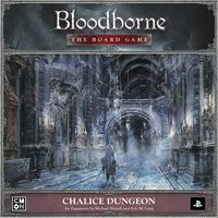 Bloodborne: The Board Game - Chalice Dungeon Expansion (Board Game)