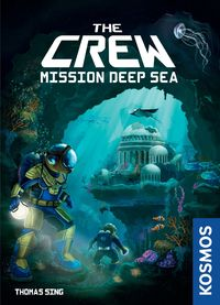 The Crew - Mission Deep Sea (Card Game) - Cover