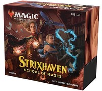 Magic: The Gathering - Strixhaven: School of Mages Bundle (Trading Card Game) - Cover