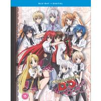 High School DxD: Born - Season 3 (Blu-ray)