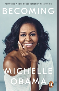 Becoming - Michelle Obama (Paperback) - Cover