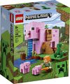 LEGO® Minecraft - The Pig House (490 Pieces)