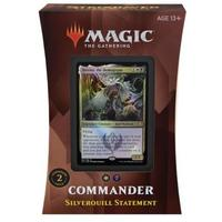 Magic: The Gathering - Strixhaven: School of Mages Commander Deck - Silverquill Statement (Trading Card Game)