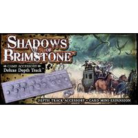 Shadows of Brimstone - Deluxe Depth Track Expansion (Board Game)
